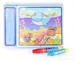 Kouzelná vodní knížka - mořský život
