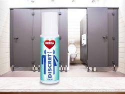 Antibakteriální čistič toaletních WC sedátek