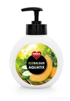 ECOBALSAM AQUATIX 500ml cucumber&cantaloupe s pumpičkou