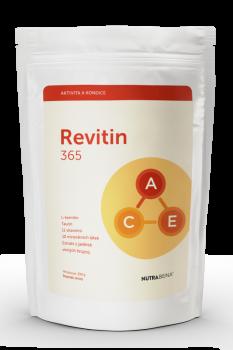 NUTRA-BONA REVITIN 365 s ACTIVINEM mandarinka 350 g