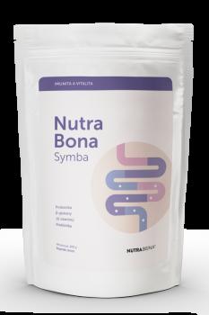 NUTRABONA SYMBA s β glukany káva 200g