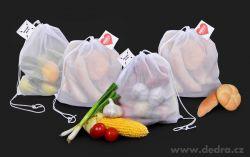 EKOPYTLÍK - sáček na potraviny sada 4ks