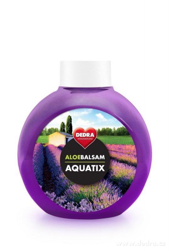 DEDRA - Koncentrát na ruční mytí nádobí ALOEBALSAM AQUATIX