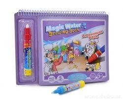 Kouzelná vodní knížka - zábavní park
