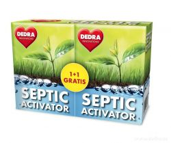 SEPTIC ACTIVATOR  aktivátor septiků 2 x 12 tablet