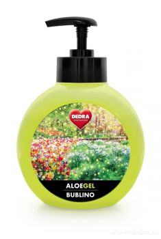 BUBLINO ALOEGEL 500ml magic garden