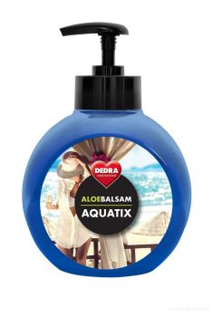 ALOEBALSAM AQUATIX 500ml paradise s pumpičkou