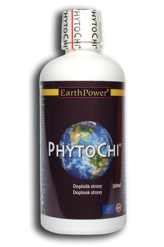 PhytoChi™ 500ml, bylinné harmonizačné tonikum Earth Power International, sp.z o.o.