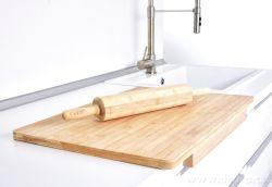 BAMBOO bambusový valček GoEco® 47cm