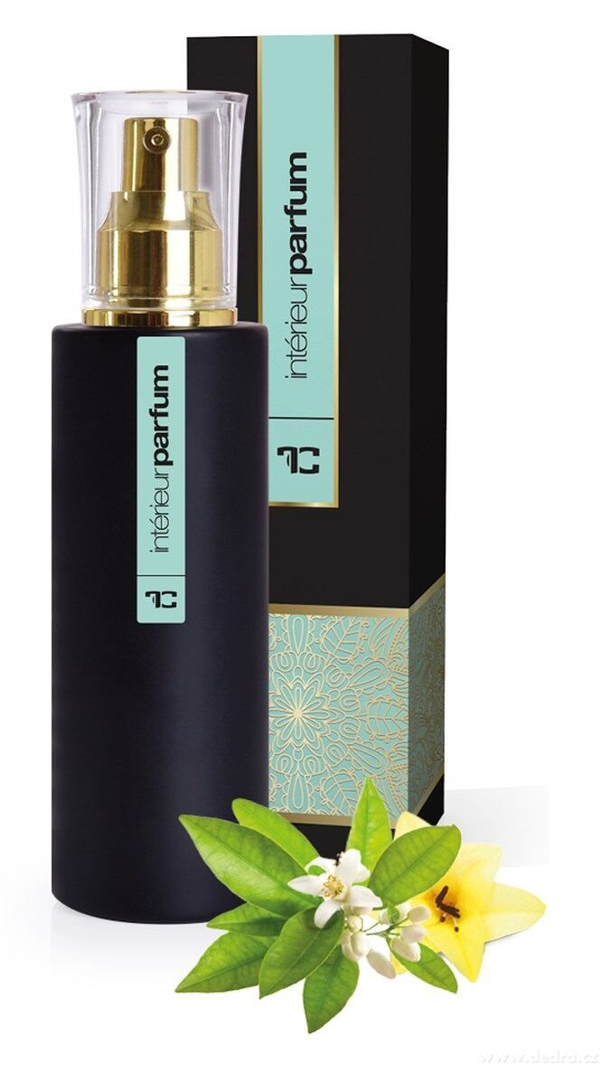 Bytový parfém typu EDP superkoncentrát bez vody Dedra