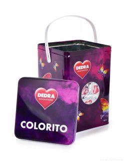 ECOTABS COLORITO + dóza ZDARMA, koncentrované tablety na barevné prádlo 60ks