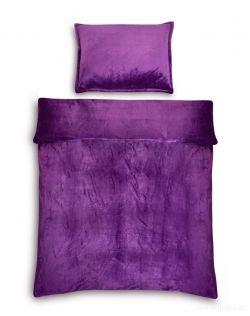 ROYAL LAGOON VELVET posteľná súprava, kráľovsky fialová