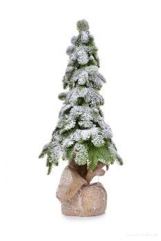 Zasněžený stromek