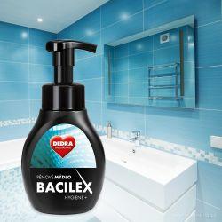 BACILEX HYGIENE+ 300ml penové mydlo s antibakteriálnou prísadou Dedra