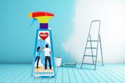 CEMENTEX odstraňovač povlakov po malovaní 500ml