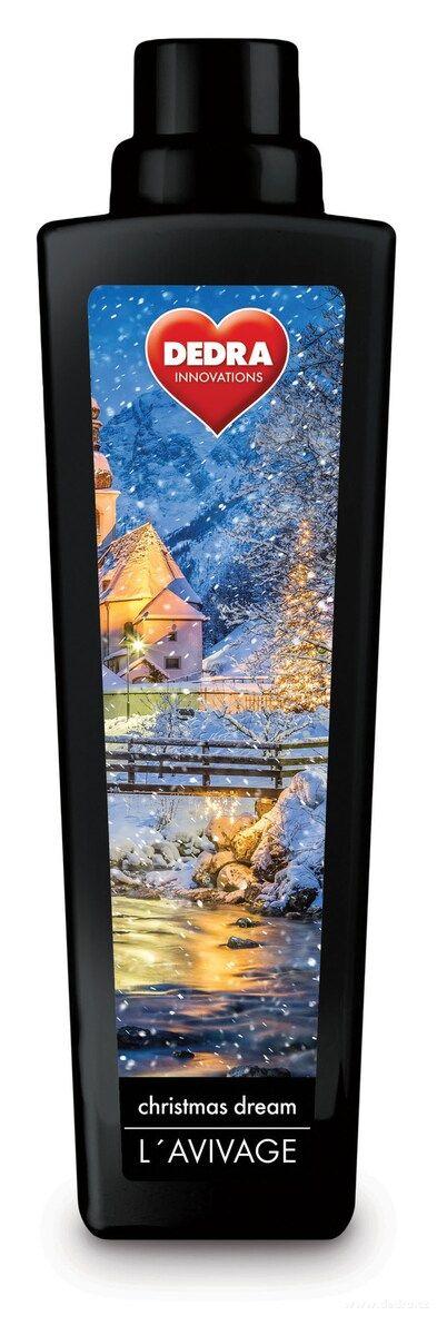 DEDRA L´AVIVAGE avivážny kondicionér 750ml s parfemáciou christmas dream