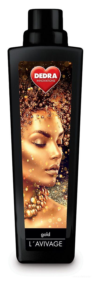 DEDRA L´AVIVAGE avivážny kondicionér 750ml s parfemáciou gold Vaše Dedra