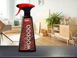 NANOX WOODOO 500ml leštěnka na dřevo a nábytek