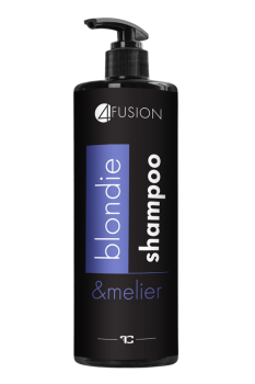 4 FUSION šampon na vlasy blondie&melier 400 ml