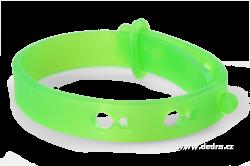 INSECTOFF náramek proti komárům a klíšťatům zelený