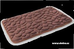 ANATOMIX predložka 60x80cm, čokoládová