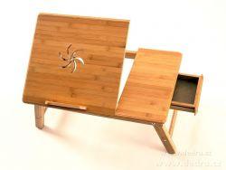 Bambusový stolek