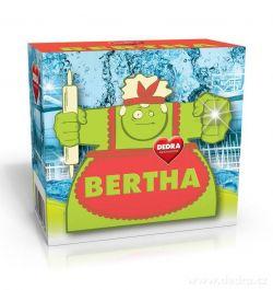 Intenzivní čistič myčky nádobí BERTHA 300 + 300 ml