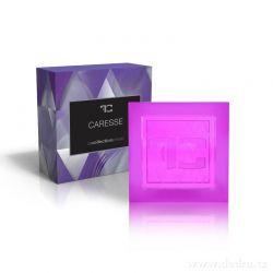 Přírodní glycerinové mýdlo CARESSE 90 g