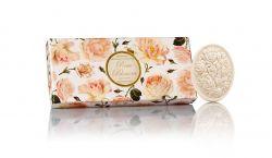 Ručně balená mýdla Rose 3x125 g