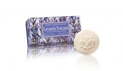 Ručně balená mýdla Lavanda Toscana 6x50 g
