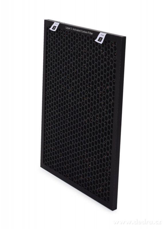 Uhlíkový filtr k čističce vzduchu